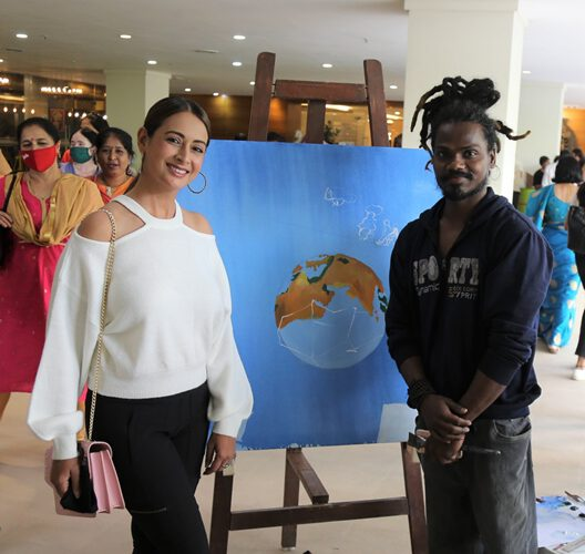 Czech Republic Consul General Rashmi Jolly-Gautam Patole's Live Art Fest Marks Newer Beginnings Amidst Social Distancing