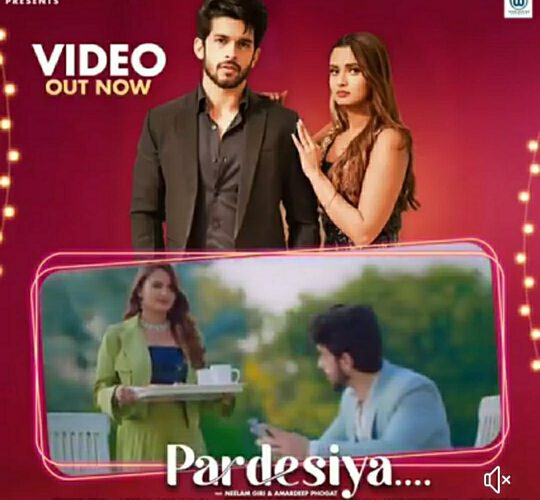 Priyanka Singh's Neelam Giri Starrer Video Song Pardesiya Went Viral As Soon As Released