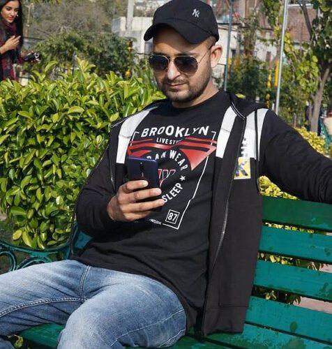 Arun Kumar Parihar Poineer In Digital Marketing And  Celebrity Management