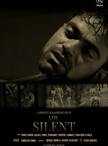 Mr silent is a fictional drama based on a realization of relationship and realization of a freak