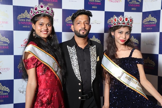 Sneha Winner Of  Miss Teen India Universe 2020  Universal A Virtual Edition