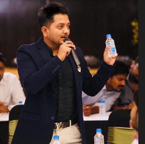 Maulik Prajapati Owner Of Port Royal Biz Pvt Ltd Is A Successful Businessmen From  Gujarat