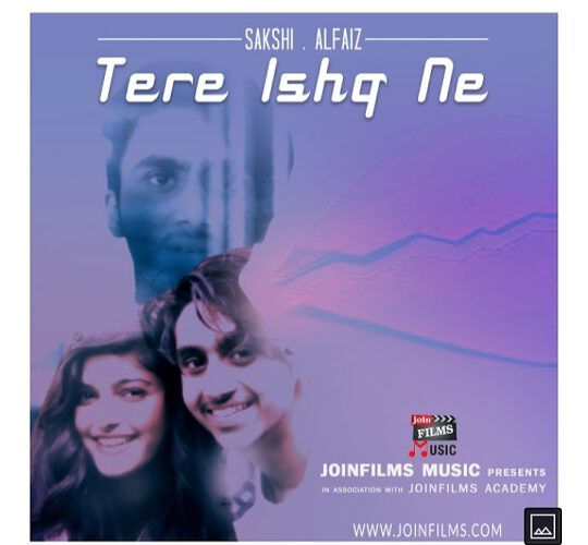 Aflaiz Khan's Bollywood Debut With TERE ISHQ NE Music Video