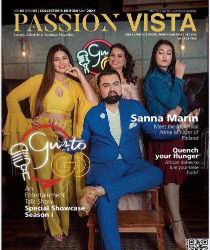 Passion Vista – A Global Magazine By Unified Brainz Group