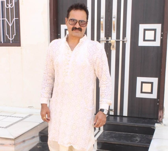 Bollywood Actor Rajkumar Khurana To Be One Of Goodwill Ambassador And Grace of Hollywood  International Talent Show
